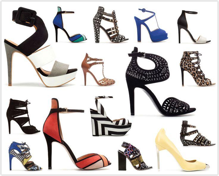 096b1b2d5c65 Zara Shoes Spring Summer