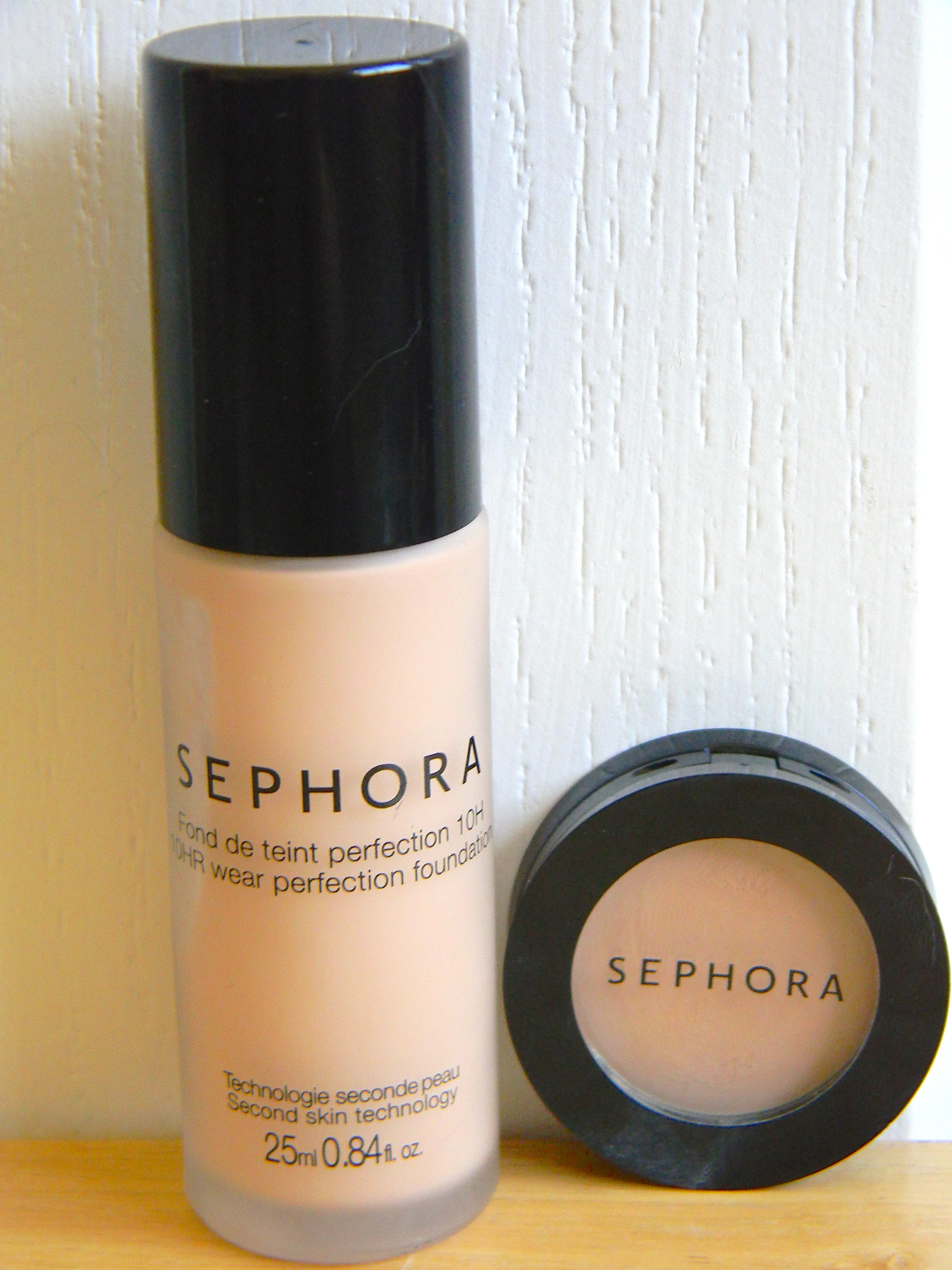 perfect foundation at Sephora